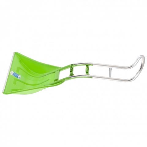 products/Движок для уборки снега пластиковый, 670х530х1410 мм, алюминиевая рукоятка, Россия, Сибртех, 61496