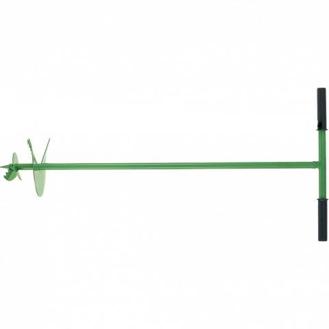 products/Бур садовый шнековый, 1085 мм, диаметр 150 мм, Россия, Сибртех, 64398