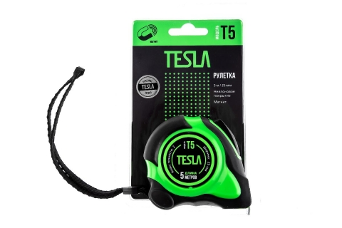 products/Рулетка TESLA T-5