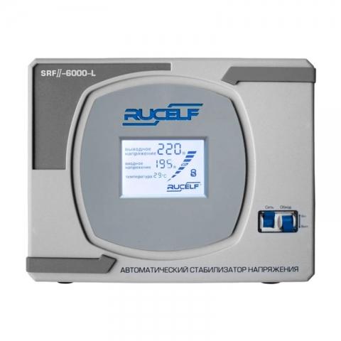 products/Стабилизатор напряжения RUCELF SRF.II-6000-L