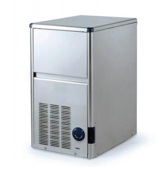 products/Льдогенератор кускового льда GEMLUX GM-IM25SCN WS водяное охлаждение