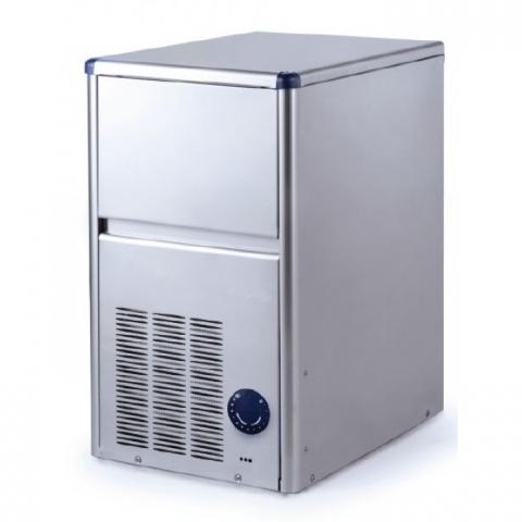 products/Льдогенератор кускового льда (пальчики) GEMLUX GM-IM18SDE WS водяное охлаждение