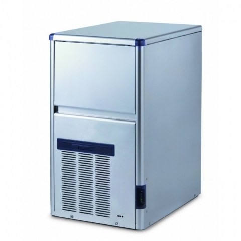 products/Льдогенератор кускового льда (пальчики) GEMLUX GM-IM30SDE WS водяное охлаждение