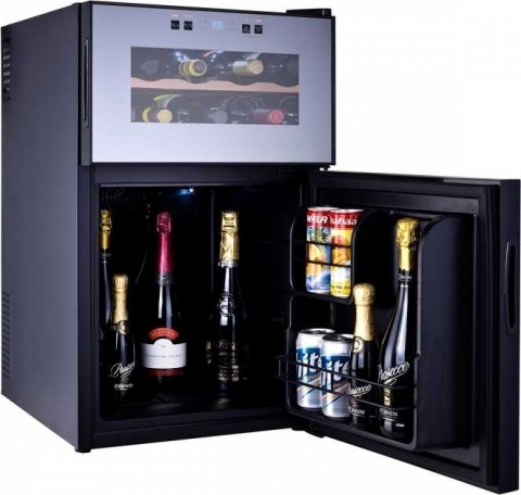 products/Холодильный шкаф для вина GASTRORAG BCWH-68
