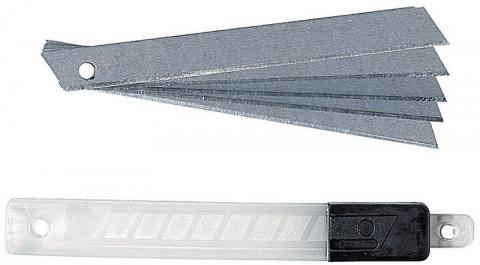products/STAYER PROFESSIONAL 9 мм лезвия сегментированные, 5 шт., арт. 0905-S5