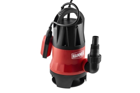 products/641199 Насос дренажный Hammer NAP550D