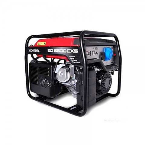 products/Генератор бензиновый Honda EG 5500CXS, арт. EG5500CXSRGH