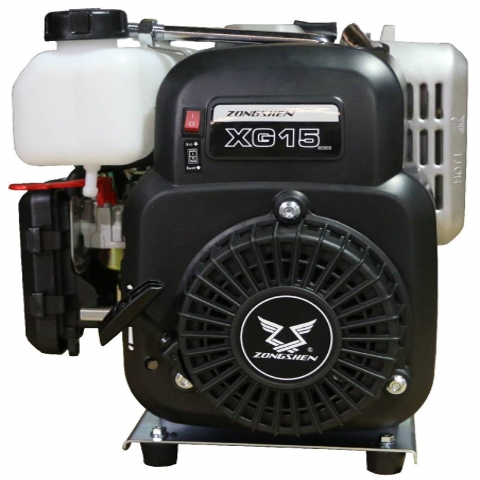 products/Мотопомпа бензиновая Zongshen XG 15, арт. 1T90SXG15