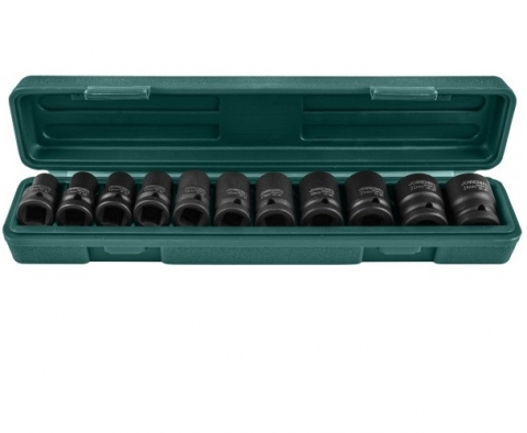 "products/S03A4111S Jonnesway Набор головок ударных 1/2""DR, 10-24 мм, 11 предметов"