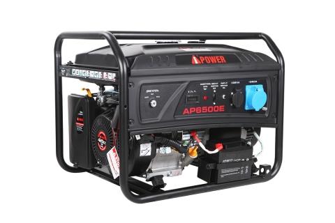 products/Бензиновый генератор A-iPower lite AР6500E, арт. 20207