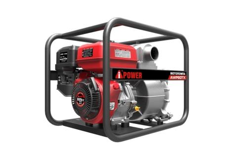 products/Бензиновая мотопомпа для сильнозагрязненной воды A-iPower AWP80TX, арт. 30331