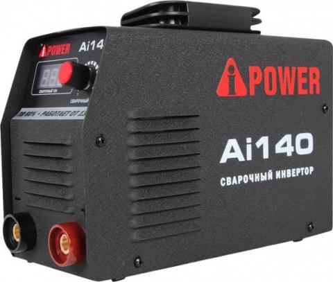 products/Инверторный сварочный аппарат A-iPower Ai140, арт. 61140