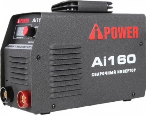 products/Сварочный инвертор A-ipower Ai160, арт. 61160