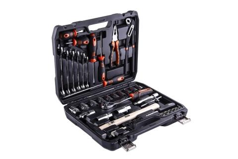 products/626580 Набор инструмента WESTER WT056 универсальный 1/4'' 1/2''DR 56 предметов