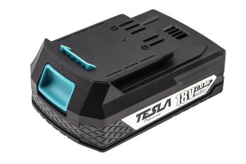 products/Аккумулятор TESLA TBA1820 (597901) 18.0 В, 2.0 Ач