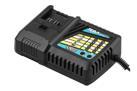 products/Зарядное устройство TESLA TCH100 (597899) 18 В, 2-5 А