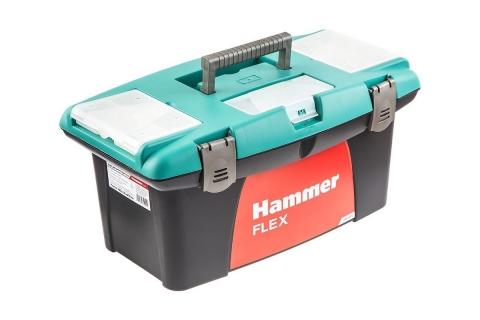 products/Ящик HAMMER Flex 235-011 с морозостойким замком и органайзером