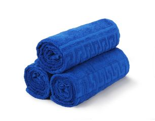 products/Полотенце Турк махровое 380 гр. (50х90), т. синий