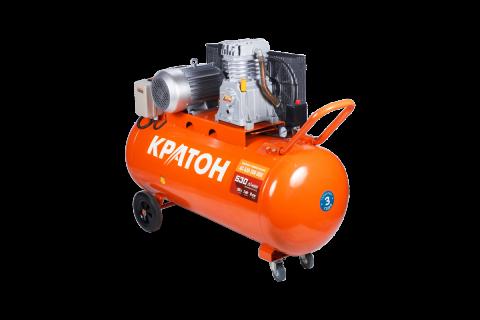 products/Масляный компрессор с ременным приводом Кратон AC-530-200-BDH, 3 01 01 043