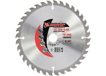 products/Пильный диск по дереву, 130 х 20мм, 36 зубьев + кольцо 16/20 MATRIX Professional