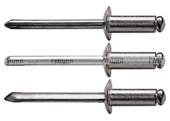 Заклепки, 4,8 х 10 мм, 50 шт. MATRIX