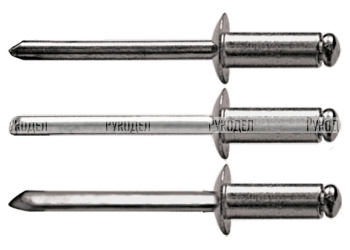 Заклепки, 4,0 х 8 мм, 50 шт. MATRIX