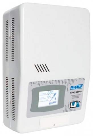 products/Стабилизаторы однофазные RUCELF SDWII-6000-L , арт. SDWII-6000-L