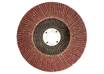 products/Круг лепестковый торцевой, P 40, 115 х 22,2 мм MATRIX