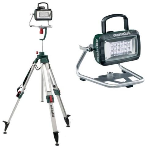 products/BSA14.4-18LED Прожектор Metabo 1800 лм без АКБ и ЗУ+штатив 690728000