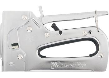 products/Степлер мебельный металлический регулируемый, тип скобы 53, 6-14 мм MATRIX PROFESSIONAL
