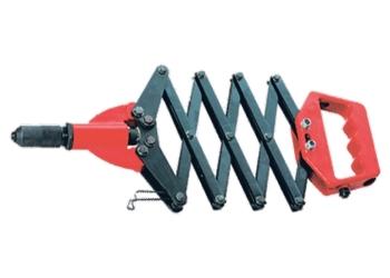 products/Заклепочник, 800 мм, Гармошка, усиленный, заклепки 2,4-3,2-4,0-4,8 мм MATRIX