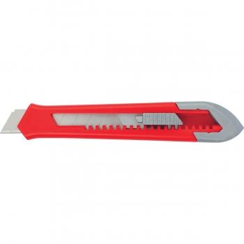products/Нож, 18 мм, выдвижное лезвие, корпус ABS-пластик MATRIX
