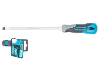 products/Отвертка SL8,0x 200 мм, S2, трехкомпонентная рукоятка GROSS