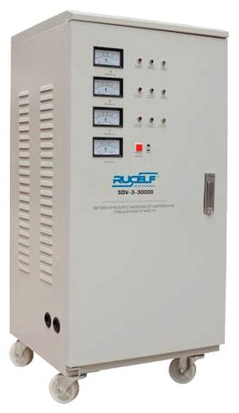 products/Стабилизатор напряжения RUCELF SDV-3-30000