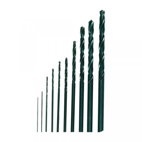 products/Набор спиральных сверл из быстрорежущей стали, 10 поз.