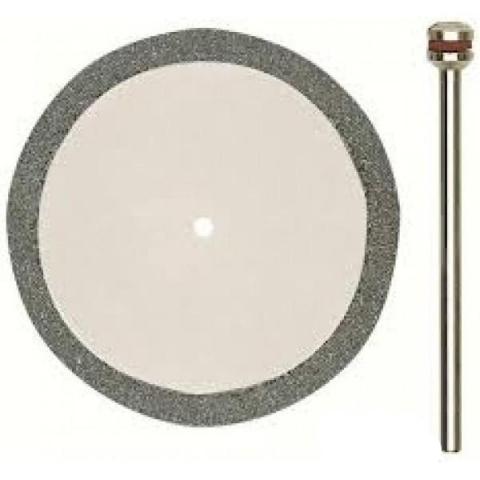 products/Алмазный отрезной диск, 20 мм с дискодержателем