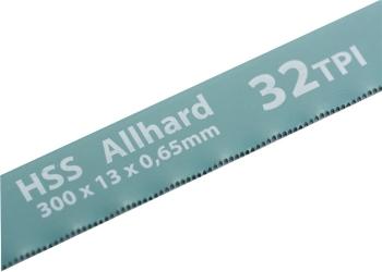 products/Полотна для ножовки по металлу, 300 мм, 32TPI, HSS, 2 шт. GROSS