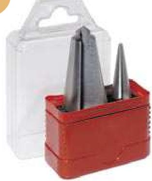 products/Набор из 3-х конических сверл (№1, 2, 3), BUCOVICE 541801
