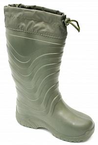 products/Сапоги женские Эва Онега-55, оливковый, Факел арт. 87465149