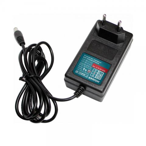 products/Устройство зарядное для аккумуляторов CD-18-Li-1,5, CD-18-Li-2,0 Кратон 3 11 03 034