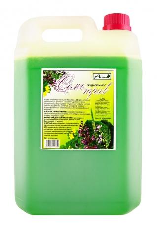 products/Мыло жидкое антибактериальное 5л, Факел арт. 87477180