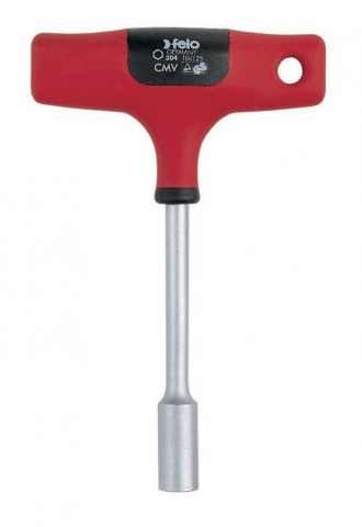 products/Felo Т-образный ключ 10 мм, стержень 125 мм 30410480