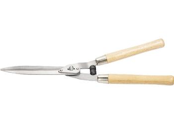 products/Кусторез, 580 мм, волнистые лезвия, деревянные рукоятки PALISAD