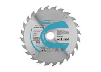 products/Пильный диск по дереву 250 x 32/30 x 24Т GROSS 73335
