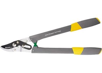 products/Сучкорез с прямым резом, 550 мм, 2-рычажный мех., SK-5 лезвие, нейлоновые рукоятки PALISAD LUXE 60586