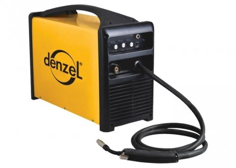products/Инверторная сварка Denzel тип MIG MAG MIG-160PI, 160 А, ПВР 60%, диам. эл. 0,6-0,8 мм (арт. 94350)