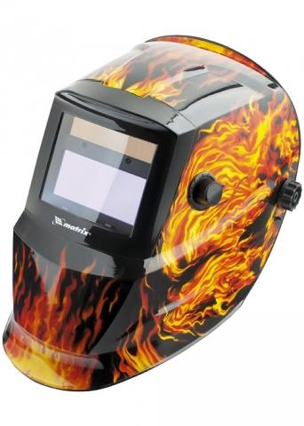 products/Щиток защитный Matrix лицевой (маска сварщика) с автозатемнением (арт. 89137)