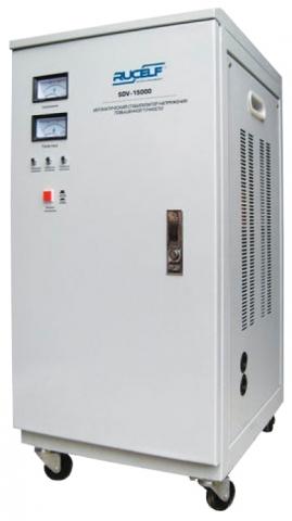 products/Стабилизатор напряжения RUCELF SDV-15000