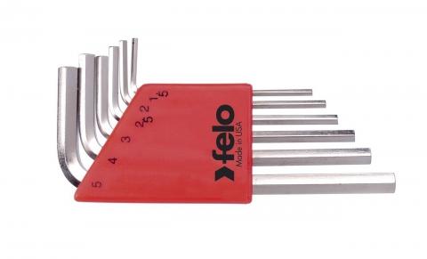 products/Felo Набор шестигранных ключей с шаровым окончанием 6 шт 34500601