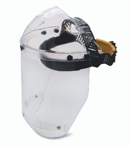 products/Щиток защитный РОСОМЗ™ НБТ2 ВИЗИОН TITAN с подбородником, 424391, Факел арт. 87473520